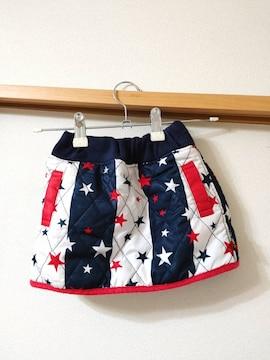 F.O.KIDS キルティングスカート