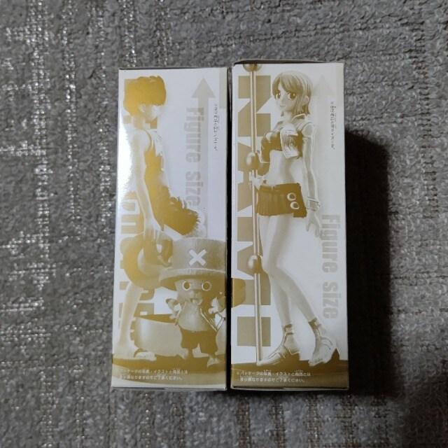 鎌倉限定 '07 スタイリング2 ルフィ ナミ チョッパー 未開封 金Ver. < アニメ/コミック/キャラクターの