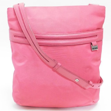 TUMIトゥミ ショルダーバッグ ボディクロス ピンク 良品 正規品