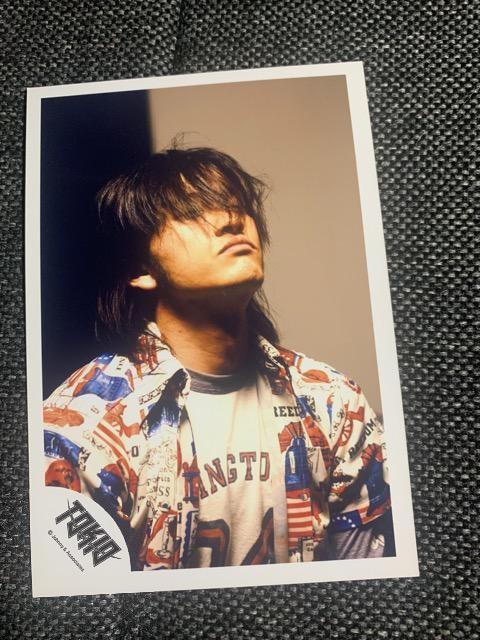 TOKIO・長瀬智也・公式写真4枚セット < タレントグッズの