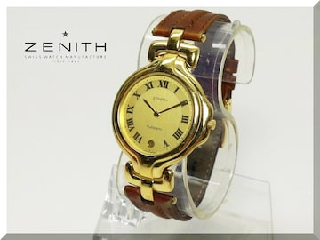 ZENITH ゼニス VIA VENETO メンズ 腕時計 27-0220.115