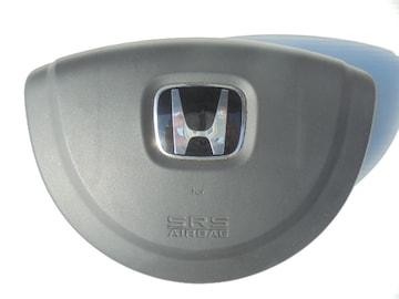 ホンダザッツABA-JD1純正品ホーンパッドSRSエアバッグ運転席中古