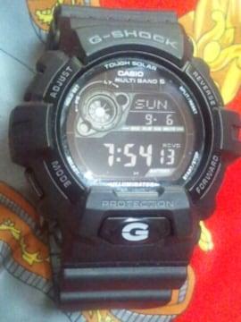 カシオG-SHOCKタフソーラー電波腕時計GW-8900A美品定価24200円