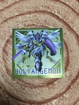 デジモン 紋章グミ2 シール ホーリーエンジェモン