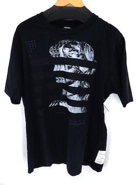 DIESEL(ディーゼル)クルーネックTシャツクルーネックTシャツ