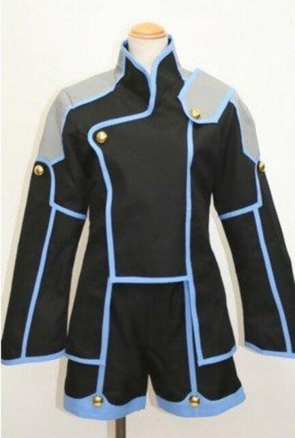 コードギアス 反逆のルルーシュ ◆黒の騎士団 紅月カレン風  < 女性ファッションの