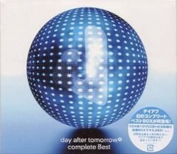 day after tomorrow★complete Best★3000枚生産限定★未開封