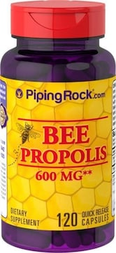 ◎プロポリス BEE PROPOLIS 600�r×120C ◎