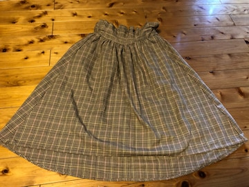 アシメ秋冬スカート160