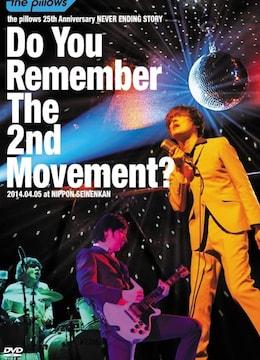 即決送料無/the pillows DVD Do You Remember The 2nd Movement?