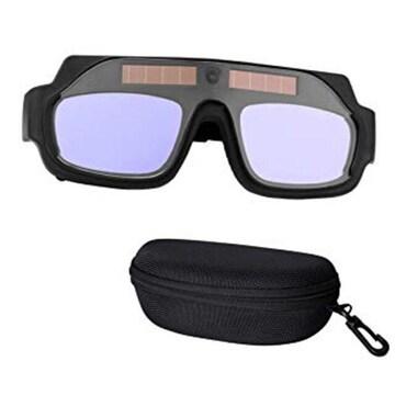 Firecore 溶接保護メガネ 溶接メガネ 自動遮光溶接面 自動遮