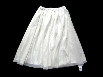 新品 定価4000円 グローバルワーク チュール  スカート