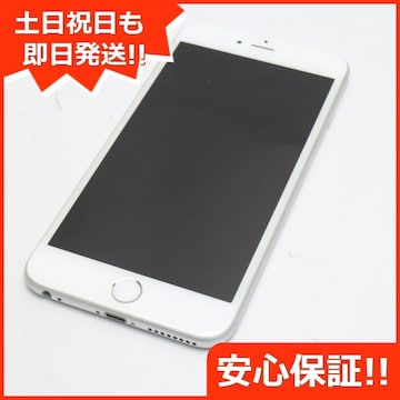 ●●美品●SOFTBANK iPhone6 PLUS 16GB シルバー●