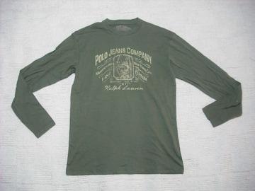 05 男 ラルフローレン 長袖Tシャツ S