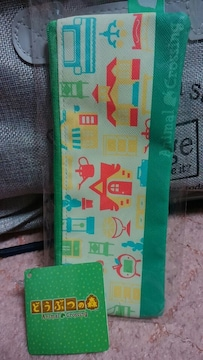 どうぶつの森 ペンケース B家具絵柄 定価1620円 未開封 新品