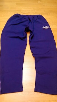 KAZZROCKカズロック 厚手スウェット 紫 サイズXL 新品