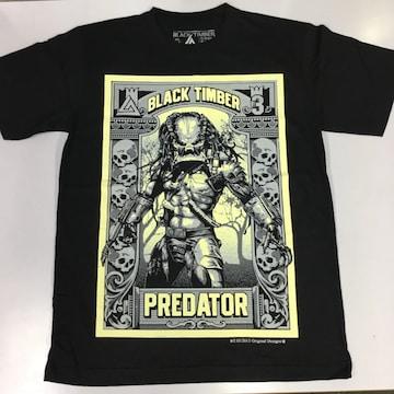 デザインTシャツ Mサイズ プレデター PREDATOR �@ BSET3