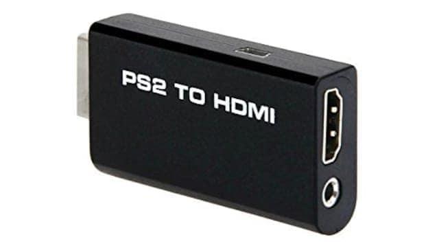 限定割引890円★超人気 PS2がHDMIでプレイ コンバーター  < ゲーム本体/ソフトの