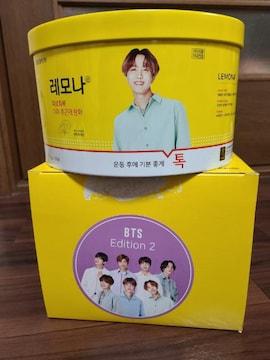 BTSレモナ丸缶 edition2 J-HOPE  空缶