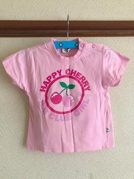 中古女児Tシャツサイズ90cm