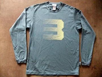 アディダス クライマライト 長袖 ロンT Tシャツ グレー XL