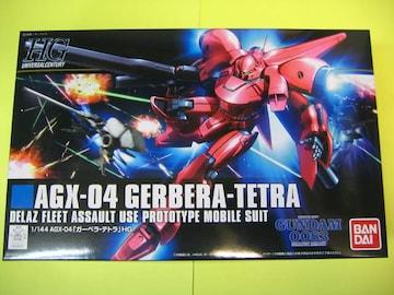 1/144 HGUC No.159 AGX-04 ガーベラ・テトラ 機動戦士ガンダム0083