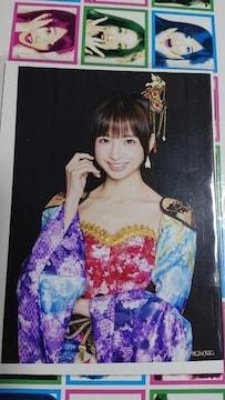 篠田麻里子・君はメロディー生写真・3枚セット