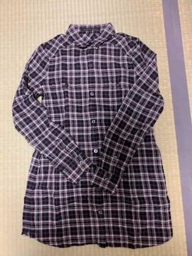 ☆BLACK by moussy  チェックシャツ☆