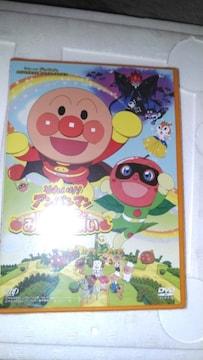 DVDソフト それいけ!アンパンマン りんごぼうやとみんなの願い