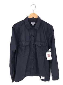 THE CRIMIE(クライミー)CRIMIE WATER RESISTANT MILITARY SHIRTワークシャツ