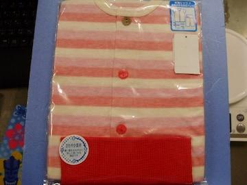 半袖シャツ+腹巻付五分丈パンツ 90