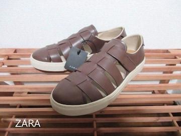 ZARA/ザラ サンダル スニーカー/スリッポン/メンズ/27.5cm☆新品