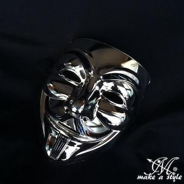 ヒップホップ ダンス マスク お面 アノニマス ガイフォークス439