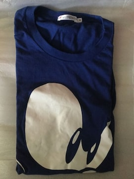●セガ ソニック Tシャツ M 青 新品 UNIQLO ユニクロ●