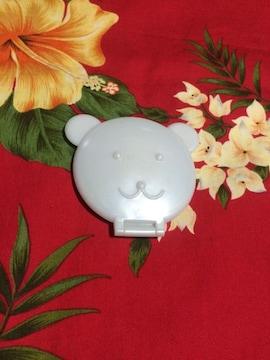 フェリシモ☆可愛いくまちゃんミラー☆