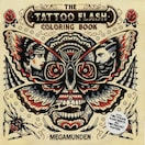 刺青 参考本 THE TATTOO FLASH COLORING BOOK【タトゥー】