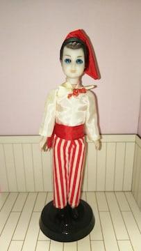 昭和レトロビンテージスリープアイドール少年男の子人形プラスチック製