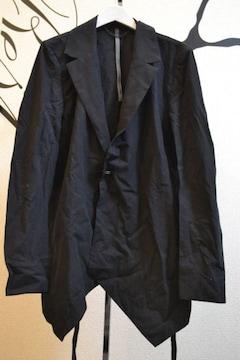 カズユキクマガイ 11ss薄手テーラードジャケット