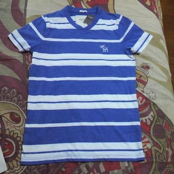 Abercrombie&Fitch/アバクロンビーフィッチボーダーTシャツ ハワイ購入