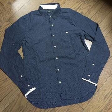 美品BOYCOTT ドット柄シャツ 日本製 ボイコット