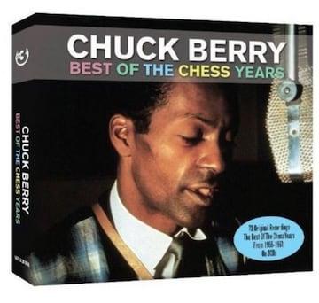 送料無料■ベスト・オブ・ザ・チェス・イヤーズ  CHUCK BERRY