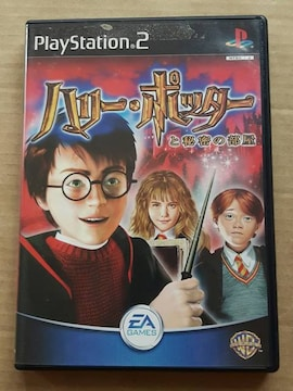 PS2☆ハリーポッターと秘密の部屋☆状態○