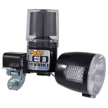 LED 発電 ランプブラック