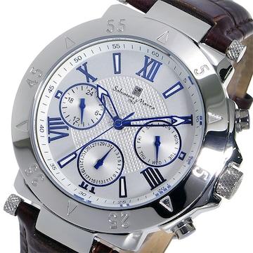 サルバトーレ マーラ クオーツ メンズ 腕時計 SM14118S-SSWH
