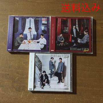 送料込み  Lead  HIDE and SEEK/サンセット・リフレイン  3枚