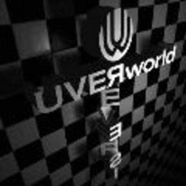 即決 REVERSI UVERworld 完全生産限定盤 新品  < タレントグッズの