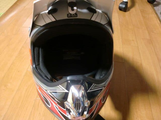 MS RACING MSR MX モトクロス ヘルメット XXL < 自動車/バイク