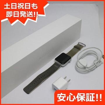 ●安心保証 ●美品●Apple Watch series2 42mm シルバー●