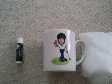 遼くんマグカップ