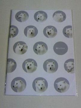 レア 非売品 SoftBank 2014年 春 お父さんノート / ソフトバンク カイ君 犬